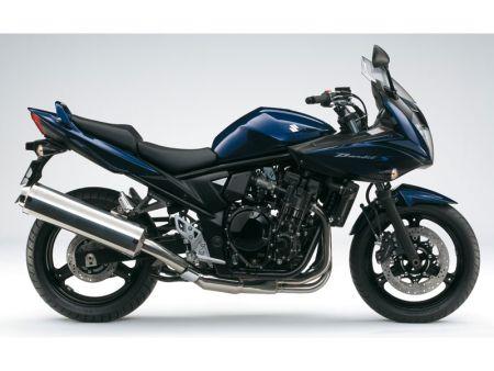 Suzuki Bandit 650S 2009