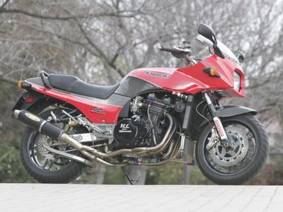 Kawasaki GPZ 900R 1986