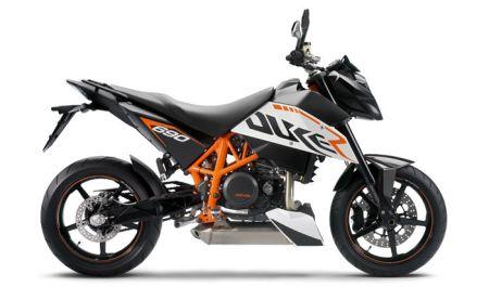 2010 KTM 690 Duke R