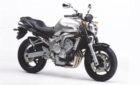 Historia de la Yamaha Fazer FZ6N 2004