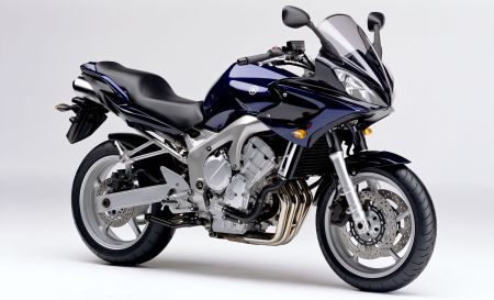 Historia de la Yamaha Fazer FZ6S 2005