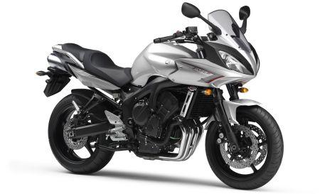 Historia de la Yamaha Fazer FZ6 Fazer/S2 2008