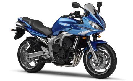 Historia de la Yamaha Fazer FZ6 Fazer/S2 2009