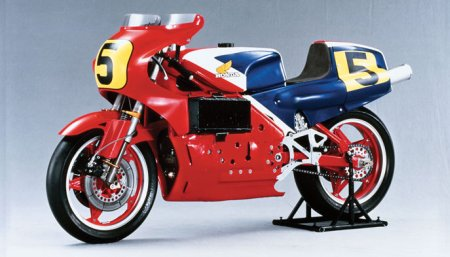 Honda 1979 NR500