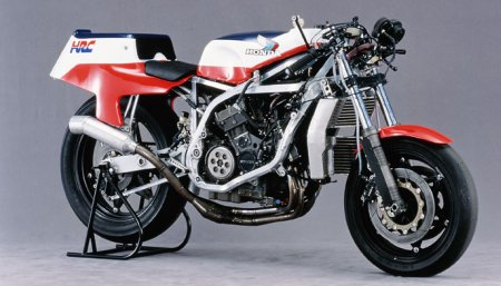 Honda 1982 NR500 3X