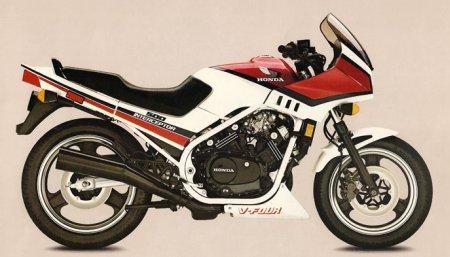 Honda 1984 VF500F 500 Interceptor