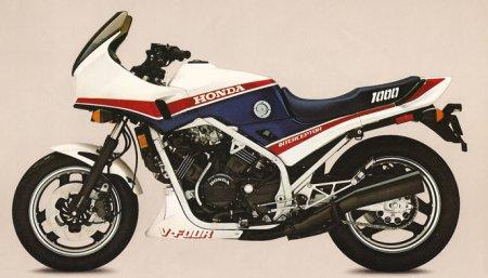 Honda 1984 VF1000F Interceptor