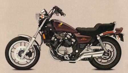 Honda 1984 VF500C V30 Magna