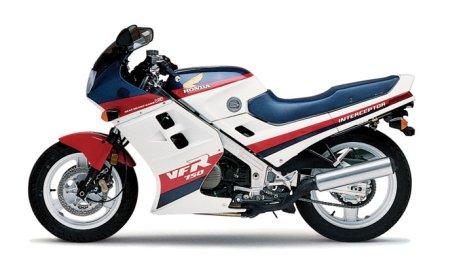 Honda 1986 VF750F Interceptor
