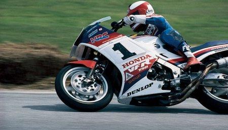 Honda 1986 VFR750F