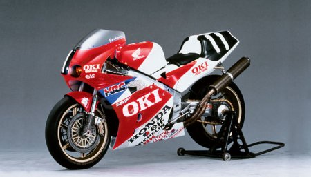 Honda 1991 RVF750