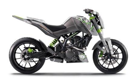 KTM 125 Concept R