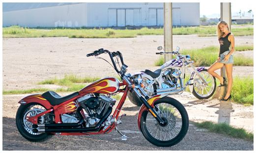 2010 Saxon Hotrod Sceptre