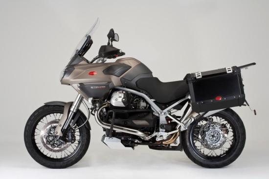 2010 Moto Guzzi Stelvio 1200 NTX
