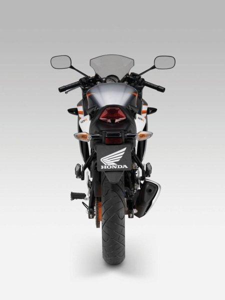 2011 Honda CBR 125 R: tu primera R