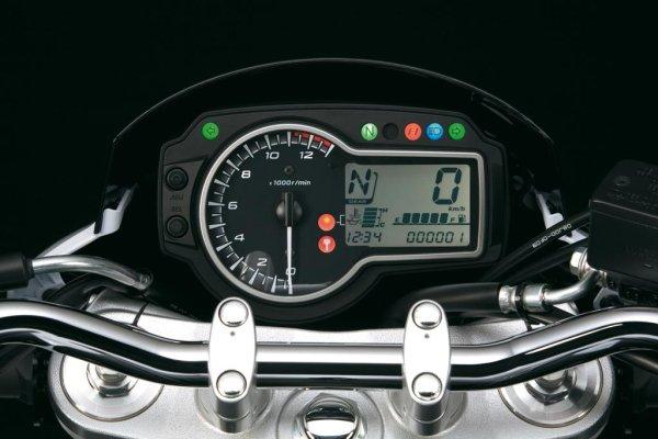2011 Suzuki GSR 750