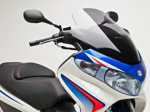 2011 Suzuki Burgman 125R Racing