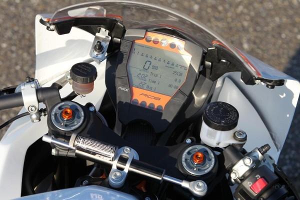2011 KTM 1190 RC8 R Track