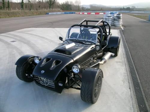 Garbi MK1 Hayabusa Turbo