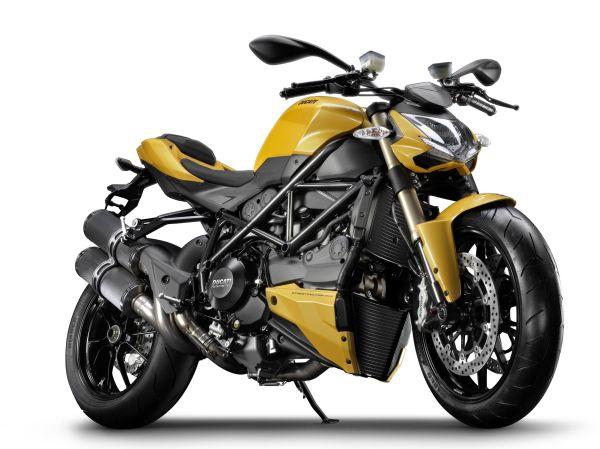 2012 Ducati Streetfighter 848