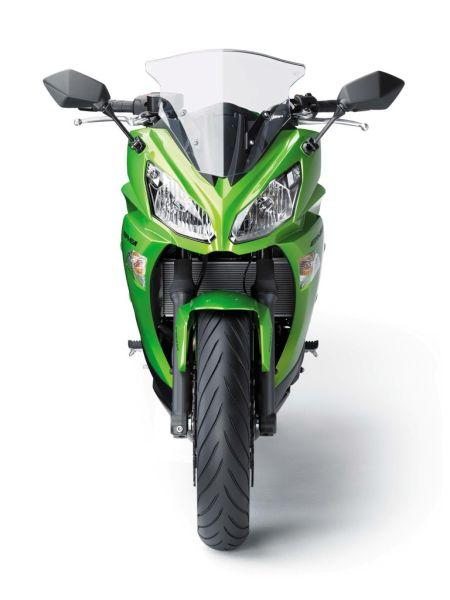 2012 Kawasaki ER 6F