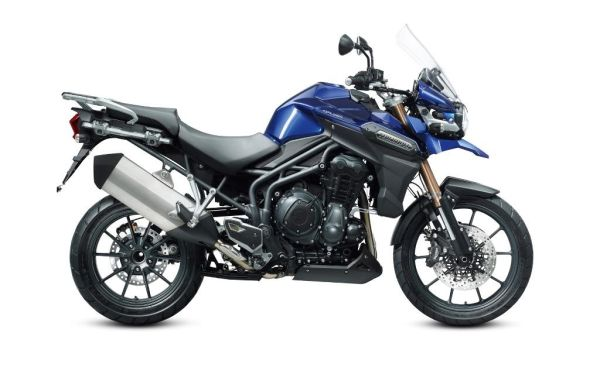 2012 Triumph Tiger Explorer ABS